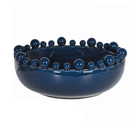 blue bobble bowl