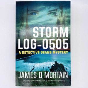 Storm Log 0505 by James D Mortain