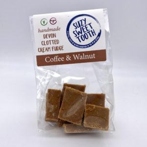 coffee and walnut suzy sweet tooth fudge