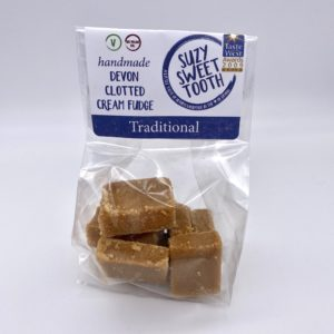 Traditional Suzy Sweet Tooth fudge