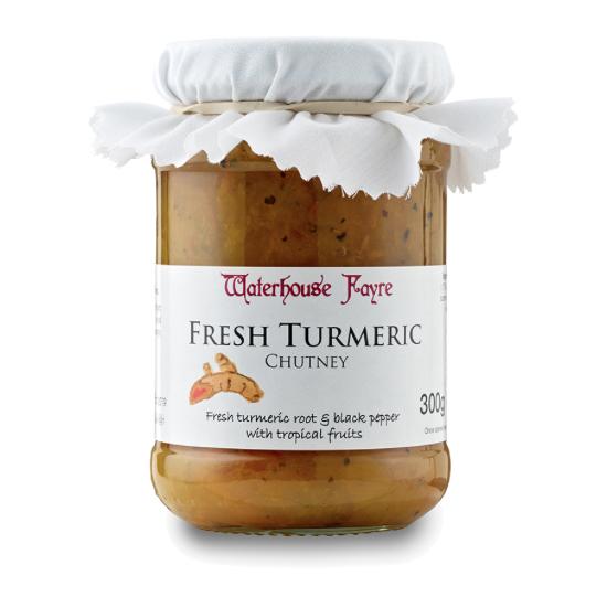 Waterhouse Fayre Tumeric chutney