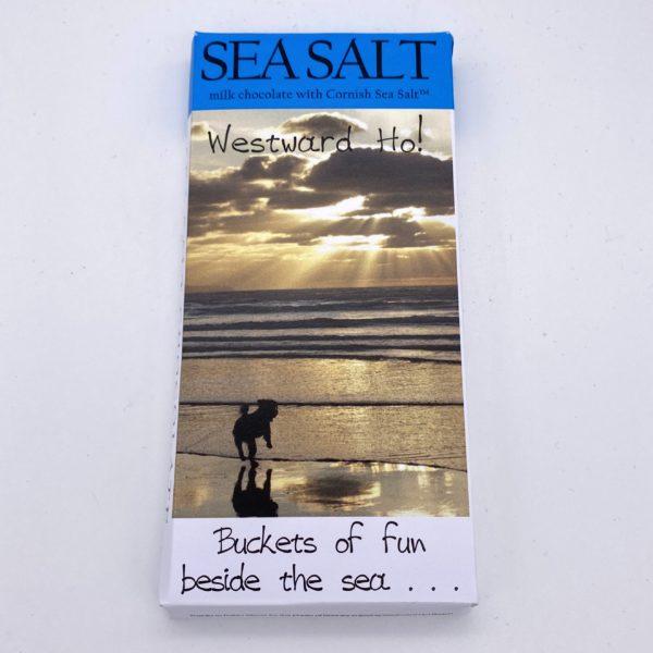 Kernow Sea Salt Chocolate