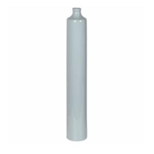 Tall skinny Grey Vase