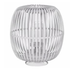 White Cane banded lantern