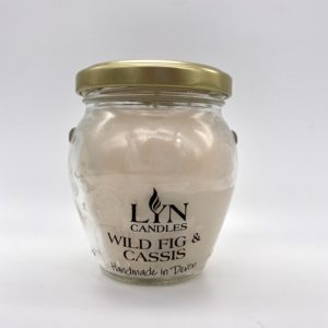 Wild Fig & Cassis Lyn Candle