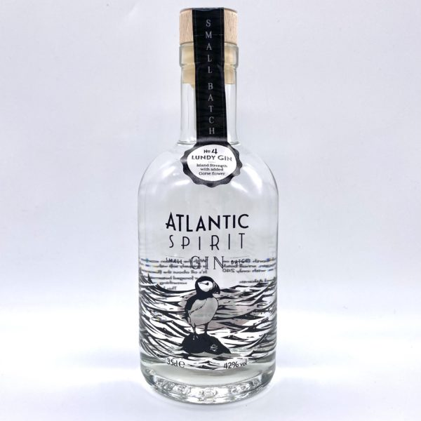 Atlantic Spirit Lundy Gin
