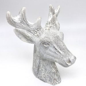 Stag Head Candle