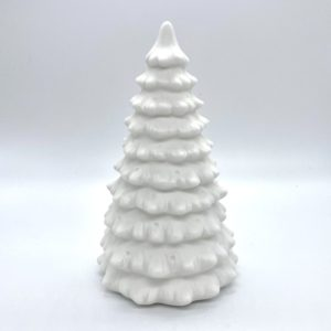 Mini Ceramic LED Tree