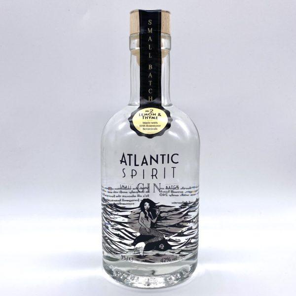 Atlantic Spirit Lemon & Thyme Gin