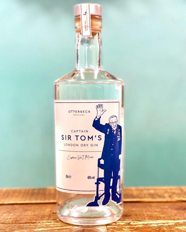 Captain Sir Tom Gin