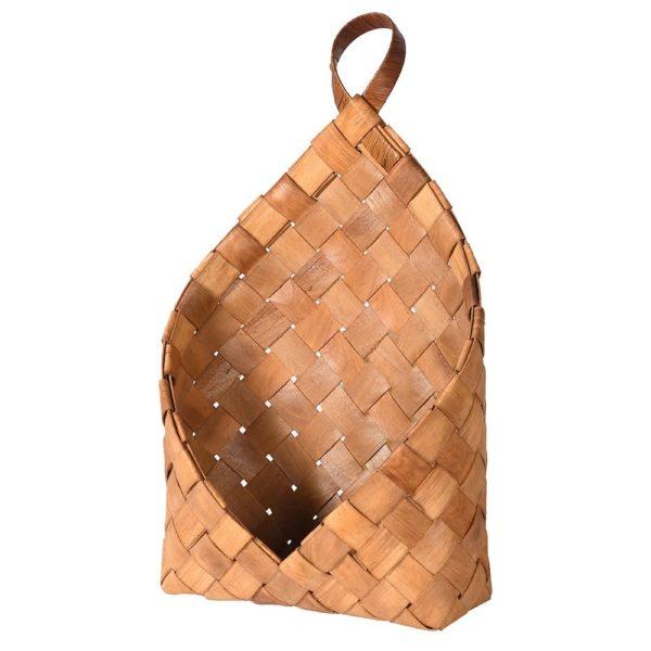 Hanging Willow Basket
