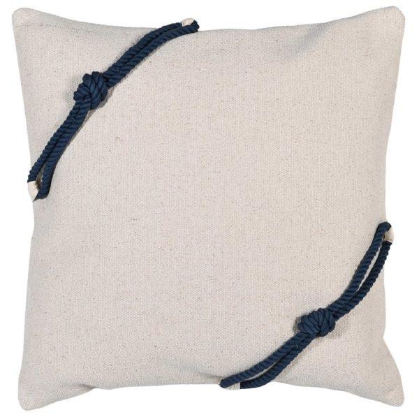 Cotton Rope Nautical Cushion