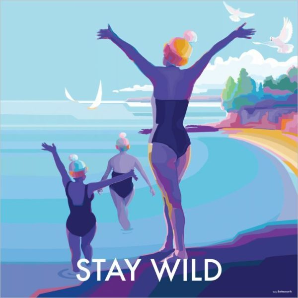 Becky Bettesworth Stay Wild Card