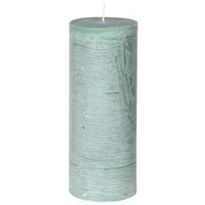 Giant Sage Pillar candle