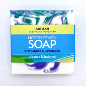 North Devon Soap Rosemary & Lavender