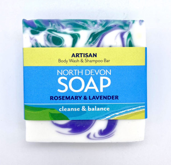 North Devon Soap Rosemary & Lavender