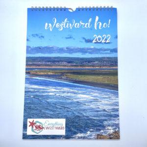 Westward Ho! 2022 Calendar Front