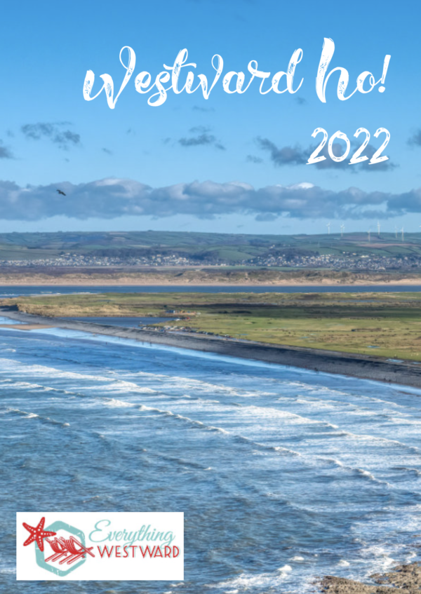 Westward Ho 2022 Calendar